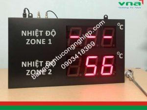 Đồng hồ đo nhiệt độ lò đúc nhôm